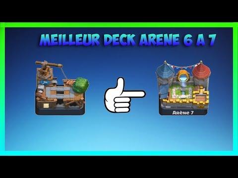 Clash royale deck pour monter de l 39 arene 6 a 7 for Deck arene 7 miroir
