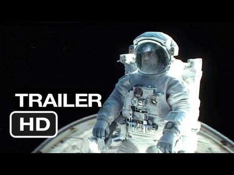 gravity movie trailer 2013