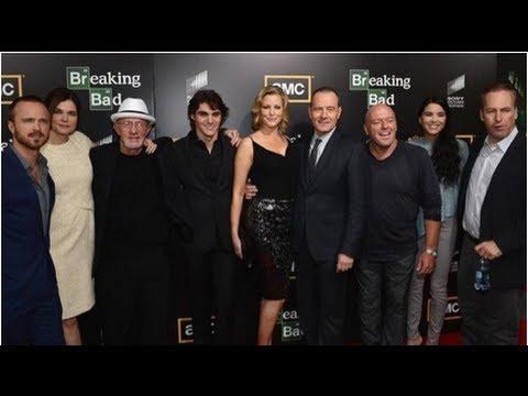 Breaking Bad Cast Celebrates Final Season at Comic-Con