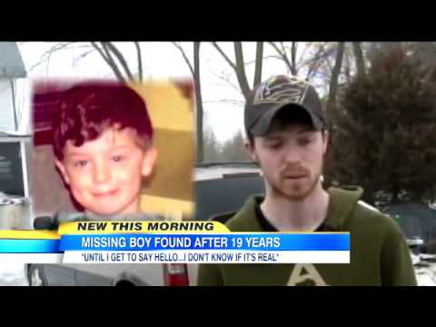 Missing Boy Found as Grown, Married Man: Richard Landers Found at Age 2