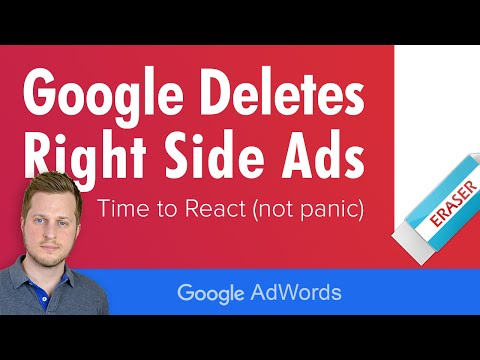 Watch '[Video] Google Deletes Right Side Adverts, but Don't Panic!'