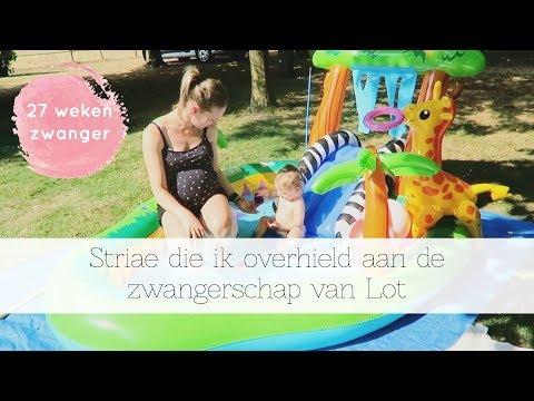 Vlog #87: 27 weken zwanger | Nesteldrang is begonnen!