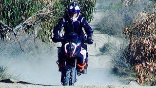 10. Test KTM1290 Super Adventure R