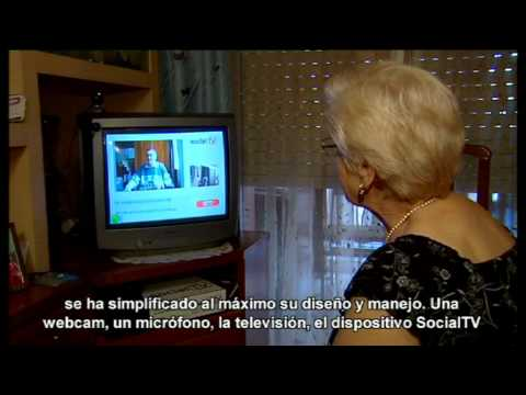 Vídeo Explicativo proyecto SocialTV