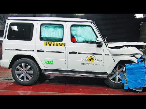 2019 Mercedes G-CLASS – CRASH TEST - Thời lượng: 2 phút, 53 giây.