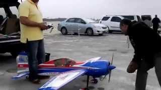 Pilot RC YAK 54 50cc - Nad Al Sheba RC Club, Dubai, UAE