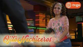 image of ¡Wanda le promete a Carmencita que no se separará de su hermana! - Ojitos Hechiceros 09/07/2018
