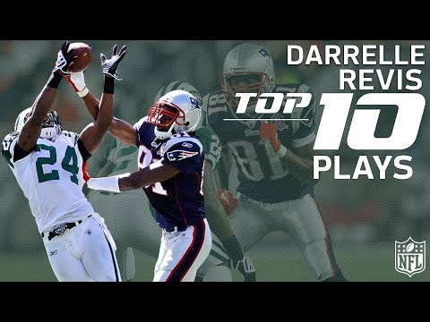 Darrelle Revis' Top 10 Plays of Career | NFL Highlights (видео)