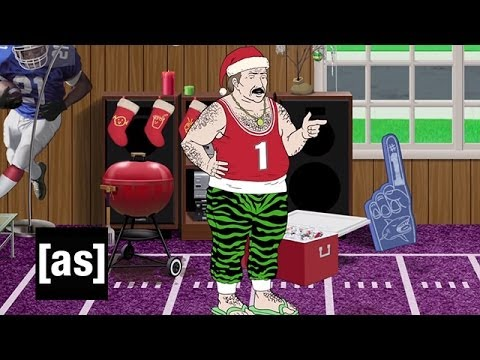 Carl - Carl gets into the Christmas spirit by really sticking it to Dallas. Big time. SUBSCRIBE: http://bit.ly/AdultSwimSubscribe About Carl's Lock: Carl's Lock is ...