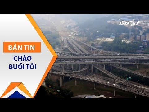 Trải nghiệm nút giao thông rắc rối nhất Thế giới   VTC1 - Thời lượng: 2 phút, 13 giây.