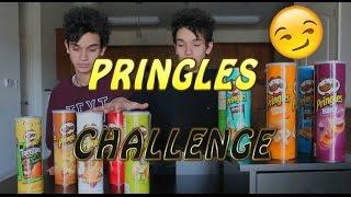 HILARIOUS PRINGLES CHALLENGE!