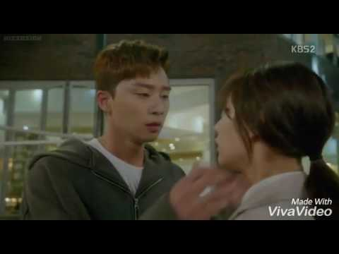 """Fight for my Way"" kissing scene episode 10"
