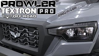 7. Country Cat - 2019 Textron Off Road Prowler Pro