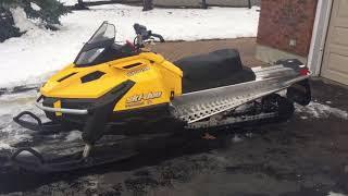 2. 2012 Ski-doo Tundra Sport