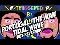Portugal. The Man - Tidal Wave (Lyric Video) but REVERSED