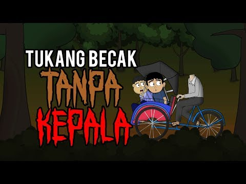 Download Video Tukang Becak Kepala Buntung | Animasi Horor Kartun Lucu | Warganet Life