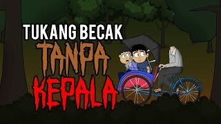 Download Video Tukang Becak Kepala Buntung | Animasi Horor Kartun Lucu | Warganet Life MP3 3GP MP4