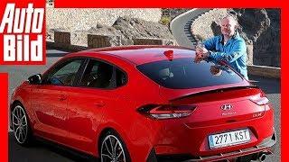 Hyundai i30 Fastback N (2019) Fahrbericht / Vorstellung / Review by Auto Bild
