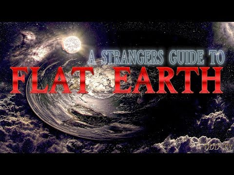 , title : 'A Stranger's Guide to Flat Earth | 21 Questions and Answers (Proving The Earth Is Flat) ▶️️'