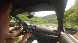 A noobie driving the Nürnbergring ( Nordschleife ) in Germany for the first time! NOTE: I am not familiair with the track but i really loved it! I love it ho...
