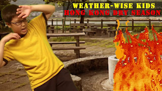 Weather-wise Kids episode 9 Hong Kong dry season
