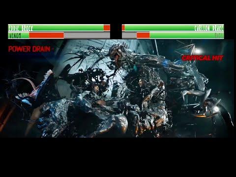Venom vs Riot...with healthbars