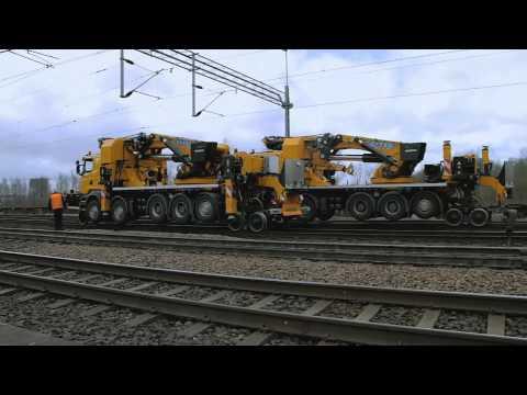 Video Кран манипулятор EFFER 2755 на шасси Scania (ж/д ТС) download in MP3, 3GP, MP4, WEBM, AVI, FLV January 2017