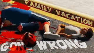 Guts and Glory Game - FAMILY VACATION GONE WRONG - Guts and Glory Gameplay