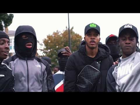 M24 X TOOKIE (GBG) - RIDING (OFFICIAL MUSIC VIDEO)