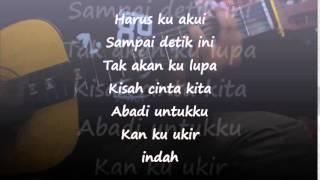 Cover Ku ukir Indah Namamu by melody band