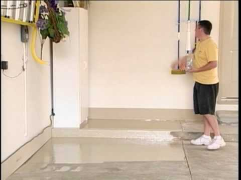 Epoxy Coat  Application Instruction