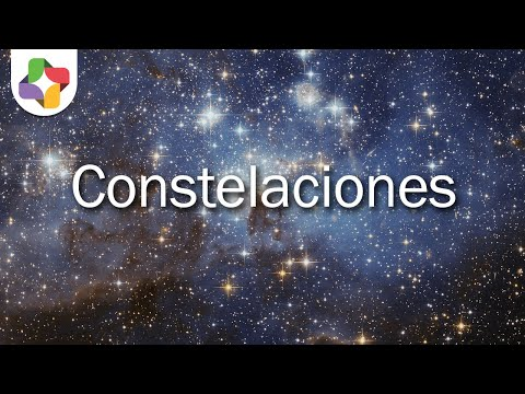 Constelaciones – Astronomía – Educatina