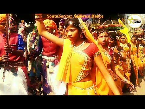 5 फरवरी जयस महापंचायत रैली कुक्षी //Full Video Girls & Boys Dance Video // Dholgiya Fefriya