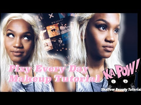 Video Nude Pixie 'Everyday Makeup Tutorial' download in MP3, 3GP, MP4, WEBM, AVI, FLV January 2017