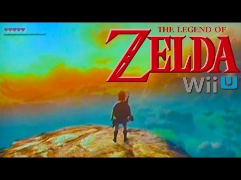 the legend of zelda wii u 2014