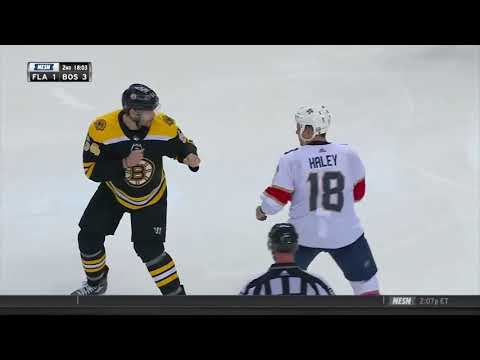 Boston Bruins Playoff Pump Up video