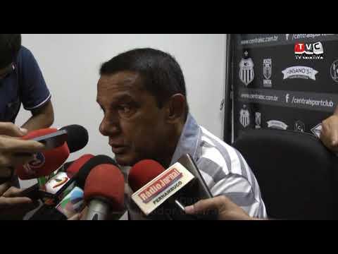 Mauro Fernandes e Luciano Veloso comentam o confronto entre Central x Belo Jardim