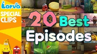 These are Best Larva Episodes! Enjoy the top 20 videos. If your best episode is not included, please leave a comment with the name of your best episode! TOP ...