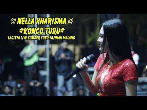 Video Nella kharisma - Konco Turu Lagista Live Tajinan Malang Terbaru 2018 download in MP3, 3GP, MP4, WEBM, AVI, FLV January 2017