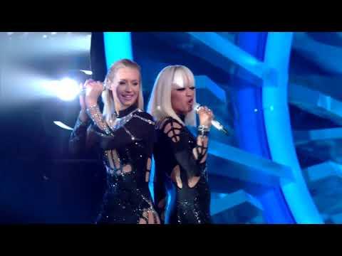 Iggy Azalea feat. Rita Ora - Black Widow (Concert)