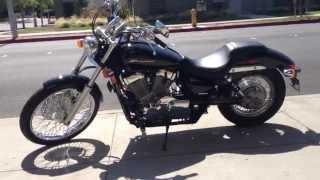 10. 2013 honda shadow abs 750