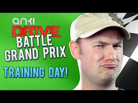 Battle - Get your license (US, CA, and UK only): http://go.anki.com/license Check out Anki DRIVE: http://go.anki.com/Sips It's training day! Join me as I prepare for the Battle Grand Prix in front...