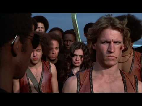 The Warriors - 1979 ( Ending Beach Scene )  - HD 1080p