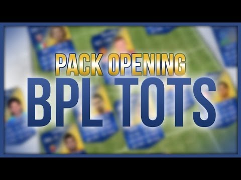 FIFA 14: BPL TOTS PACK OPENING – EPIC…fail