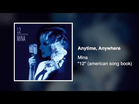 """, title : 'Mina - Anytime, Anywhere [""""12"""" American Song Book]'"""