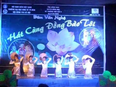 [CTT4-k36] bài múa Việt Nam quê hương tôi