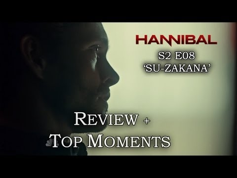 Hannibal Season 2 Episode 8 - DON'T LIE TO ME - Review + Top Moments