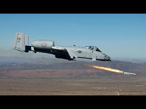 A-10 in Action With Awesome_Sound-Fairchild...