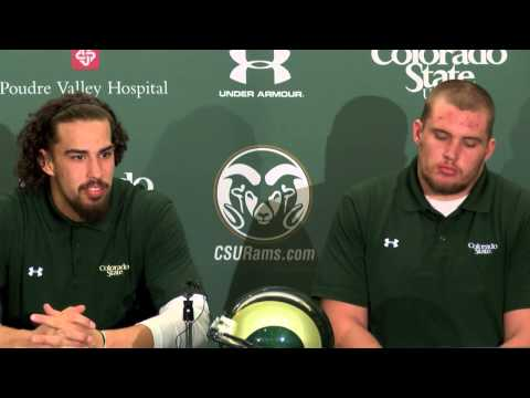 Crockett Gillmore Interview 12/2/2013 video.