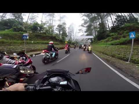 GoPro | Meet Ninja 250 Injection Owners Jakarta at Bandung, Indonesia Part 2